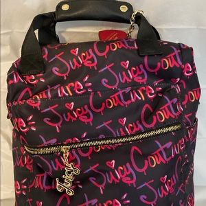 NWT Juicy Couture City Excursion Backpack